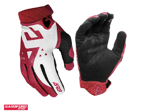 2021 ANSWER AR3 PACE GLOVES - BERRY