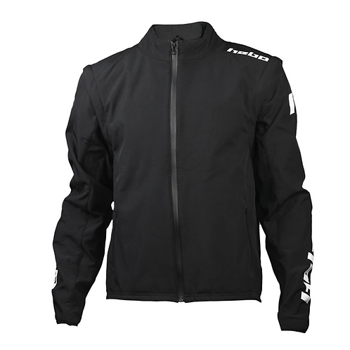 HEBO SENTINEL TRIALS JACKET - BLACK