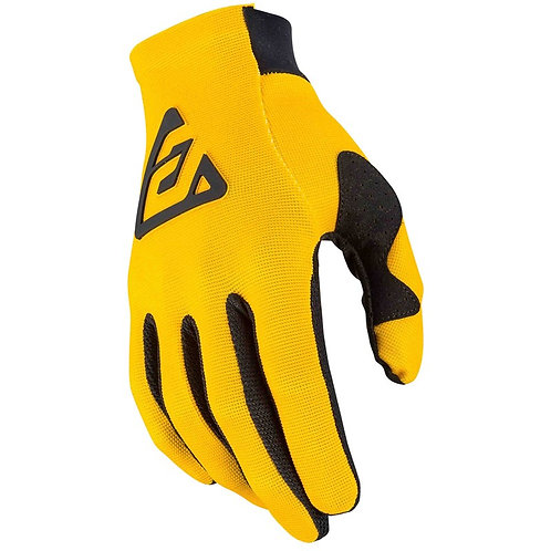 2021 ANSWER (YOUTH) AR2 BOLD GLOVES - YELLOW