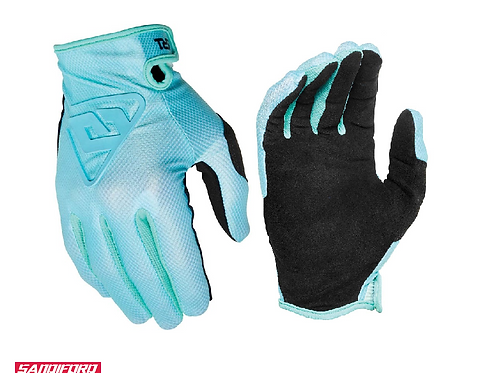 2021 ANSWER AR1 CHARGE GLOVES - BLUE