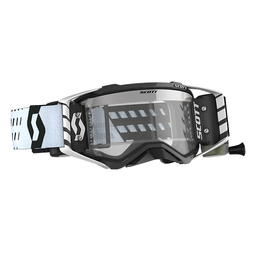 SCOTT PROSPECT WFS ROLL OFF GOGGLES BLACK/WHITE