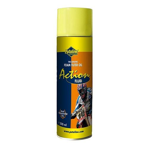 PUTOLINE FILTER OIL AEROSOL- 600ML