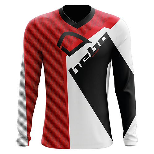 2020 HEBO PRO JERSEY - RED