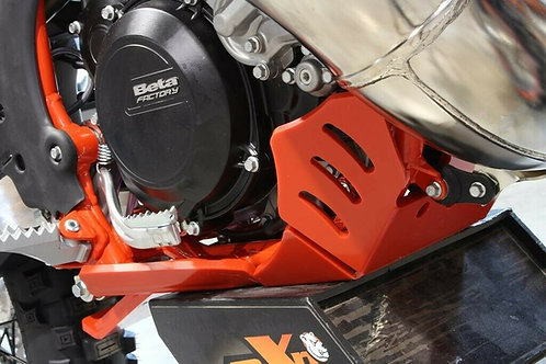 AXP EXTREME SKID PLATE RED - BETA RR 18-19