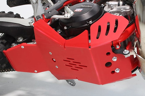 AXP EXTREME SKID PLATE RED - BETA RR 20-21