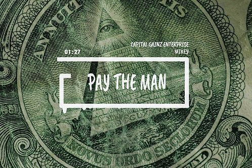 'Pay The Man' (CGE Instrumental)[Tagged Limited Lease](Read the description)