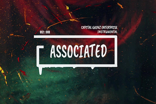 'Associated' (CGE Instrumental)[Tagged Limited Lease](Read the description)