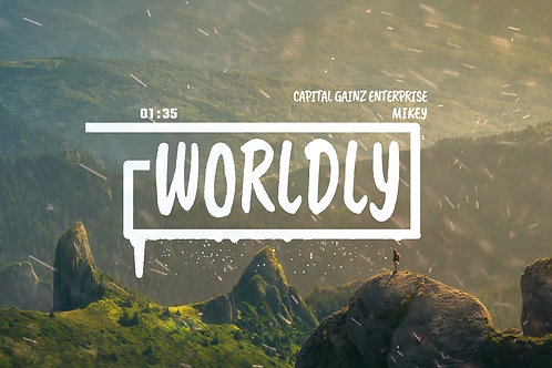 'Worldly' (CGE Instrumental)[Tagged Limited Lease](Read the description)