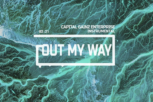 'Out My Way' (CGE Instrumental)[Tagged Limited Lease](Read the description)