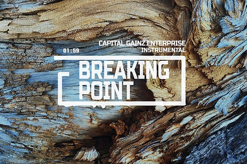 'Breaking Point' (CGE Instrumental)[Tagged Limited Lease](Read the description)