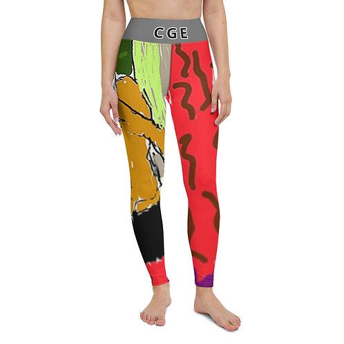 'Picture Me' Yoga Leggings