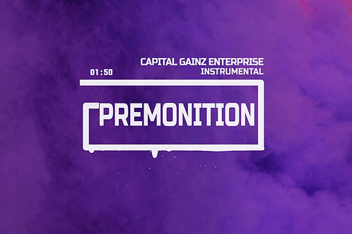 'Premonition' (CGE Instrumental)[Tagged Limited Lease](Read the description)
