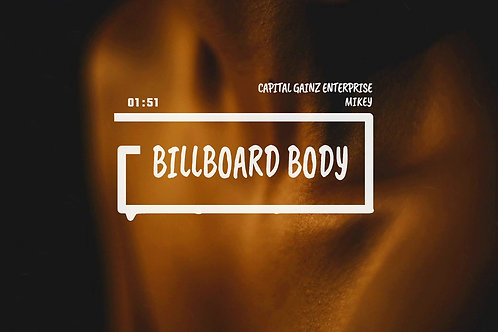 'Billboard Body' (CGE Instrumental)[Tagged Limited Lease](Read the description)