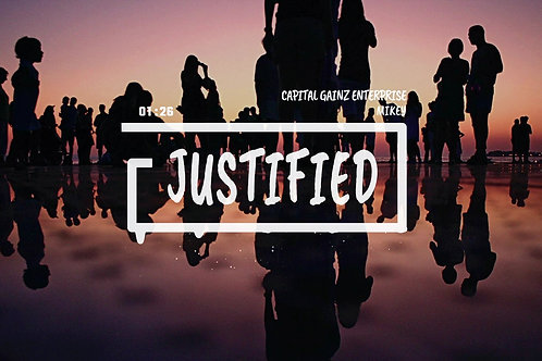 'Justified' (CGE Instrumental)[Tagged Limited Lease](Read the description)
