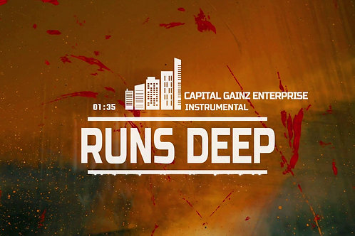 'Runs Deep'(CGE Instrumental)[Tagged Limited Lease](Read the description)