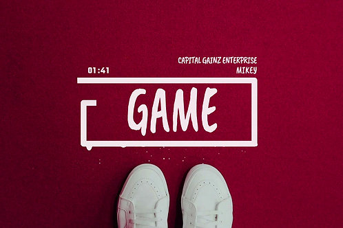 'Game' (CGE Instrumental)[Tagged Limited Lease](Read the description)