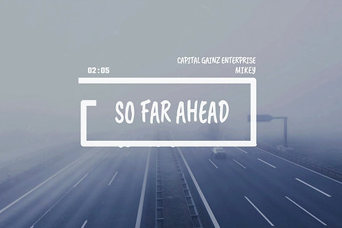 'So Far Ahead' (CGE Instrumental)[Tagged Limited Lease](Read the description)