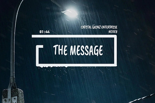 'The Message' (CGE Instrumental)[Tagged Limited Lease](Read the description)