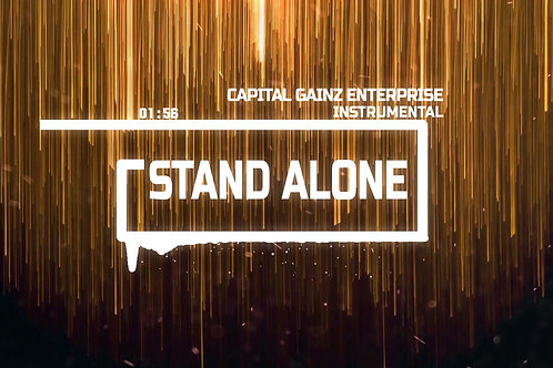Stand Alone (CGE Instrumental)[Tagged Limited Lease](Read the description)