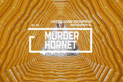 'Murder Hornet' (CGE Instrumental)[Tagged Limited Lease](Read the description)