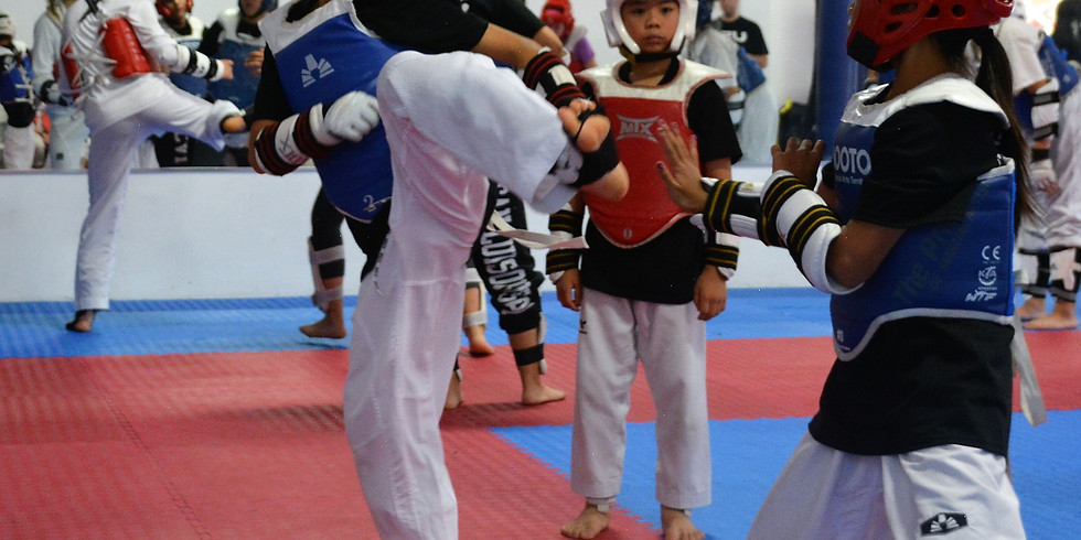 Rumble @ Extreme Martial Arts