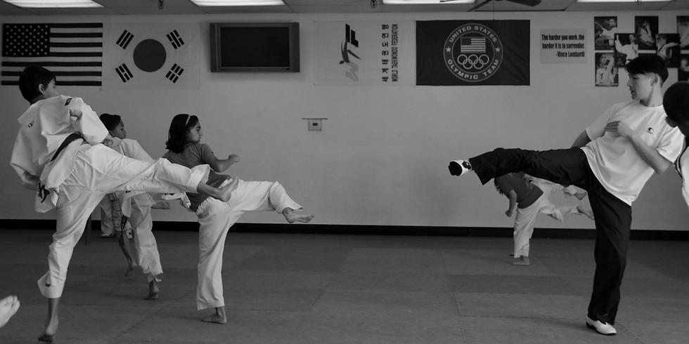 Cross-Training I @ Fresno Blackbelt Center