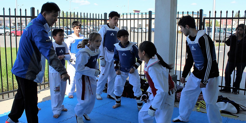 March Sparring League