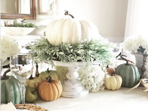Fall Decor Ideas