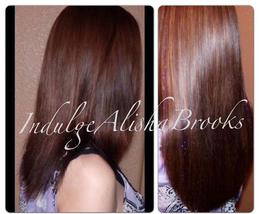 One-Step Weft Hair Extensions
