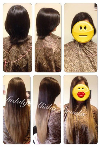 I-Tip Fusion Hair Extensions