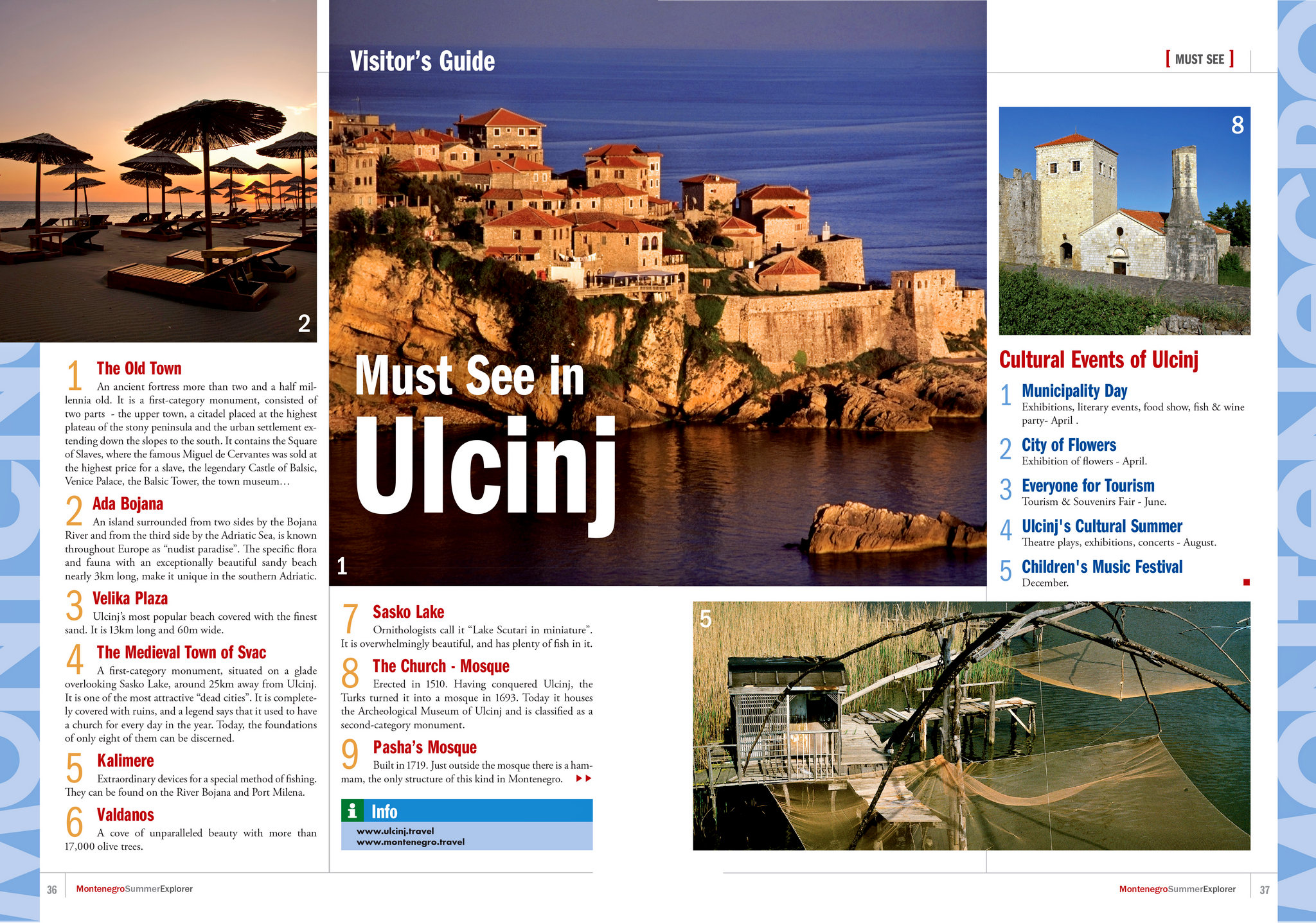 Must see in Ulcinj