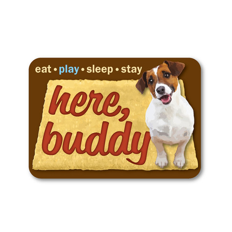 here, buddy | dog product line