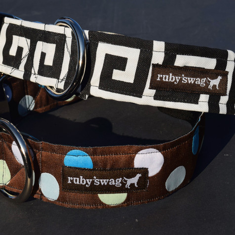 ruby's wag | dog collar line