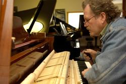 Mendocino Piano Workshop