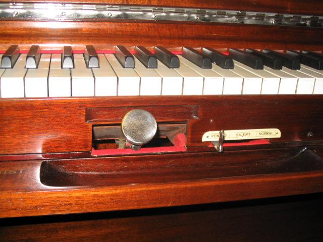 1914 Steinway Pianola