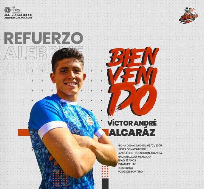 Víctor André Alcaráz