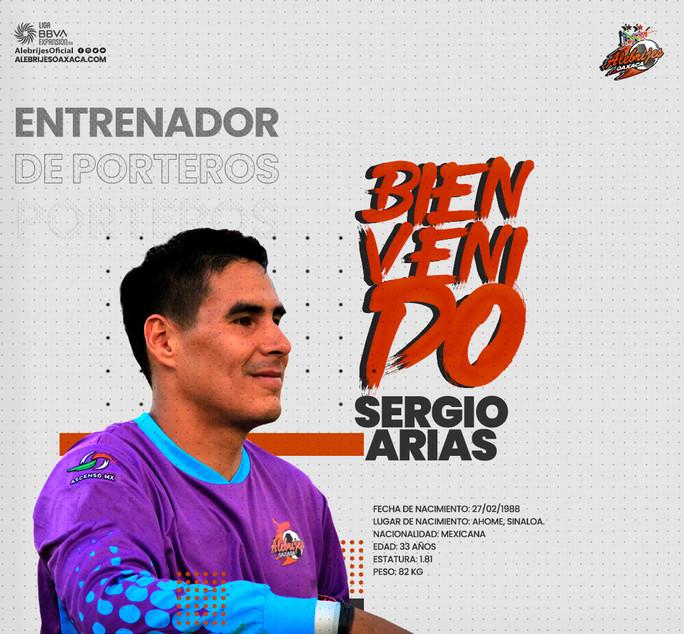 Sergio Arias