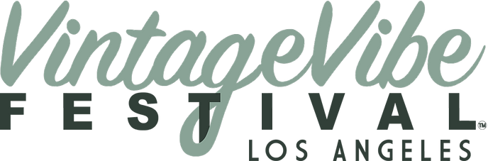 VintageVibe Fesitval Los Angeles Logo
