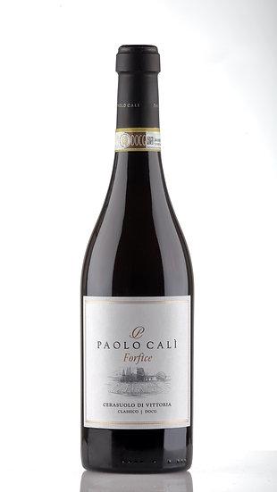 Acquista vino siciliano Cerasuolo di Vittoria Paolo Calì, Forfice.