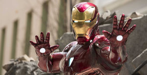 Mythbuster built A Real-Life Bulletproof Iron Man Suit  It