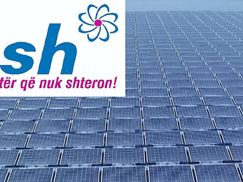 KESH in plans to construct 12.9 MW floating solar power plant