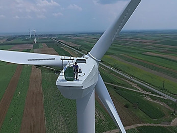 42 MW Alibunar wind farm starts operation in Serbia