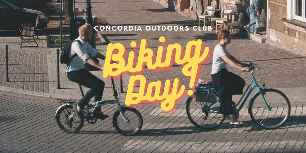 Bike Day - Explore Montreal