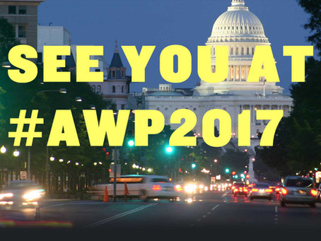 Why I'm Disappointed in #AWP17