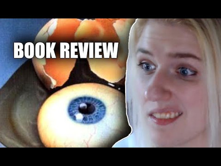 She Put An Egg WHERE?! | Book Review!