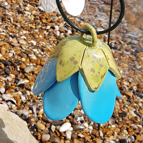 Mid Blue Bell Flower