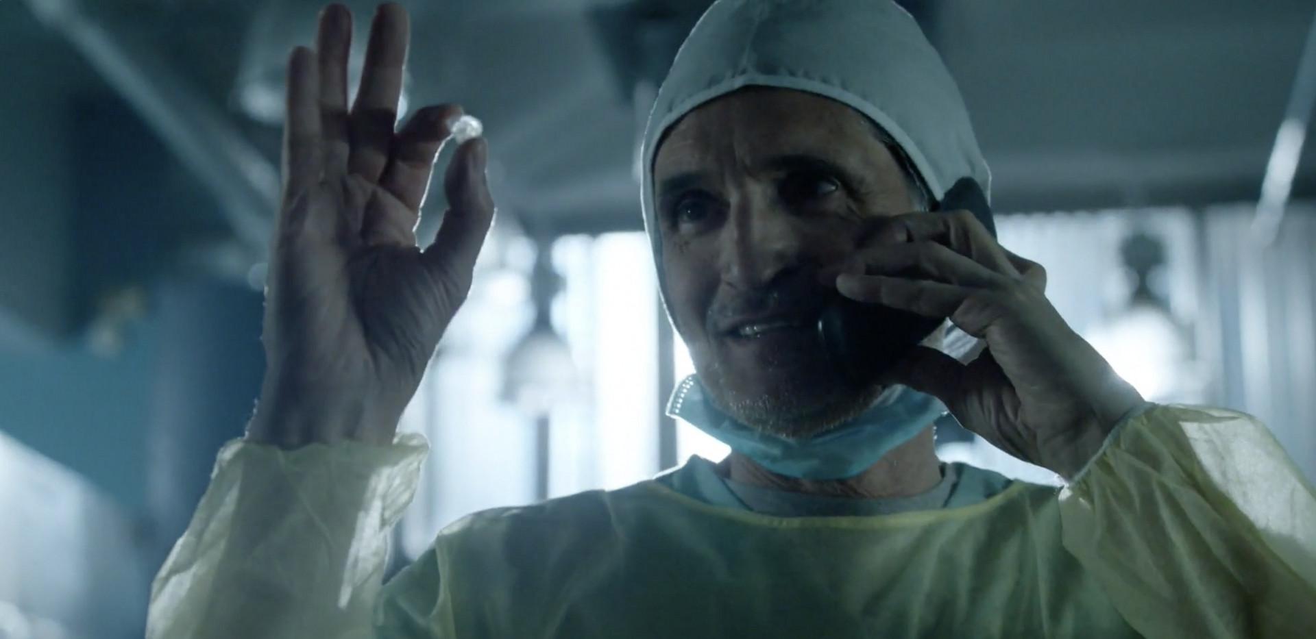 The Blacklist - Drug Lord Surgeon