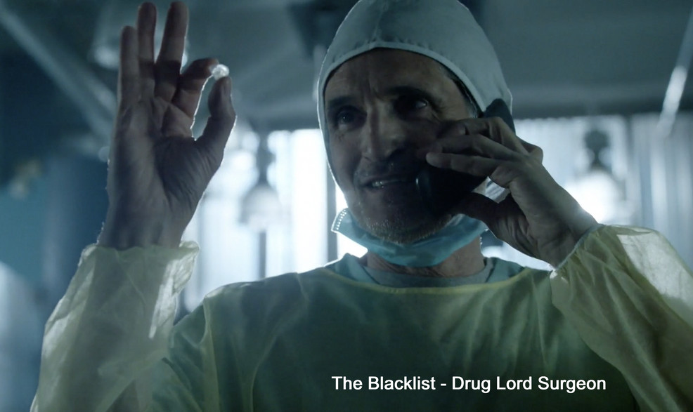 The Blacklist - Drug Lord Surgeon