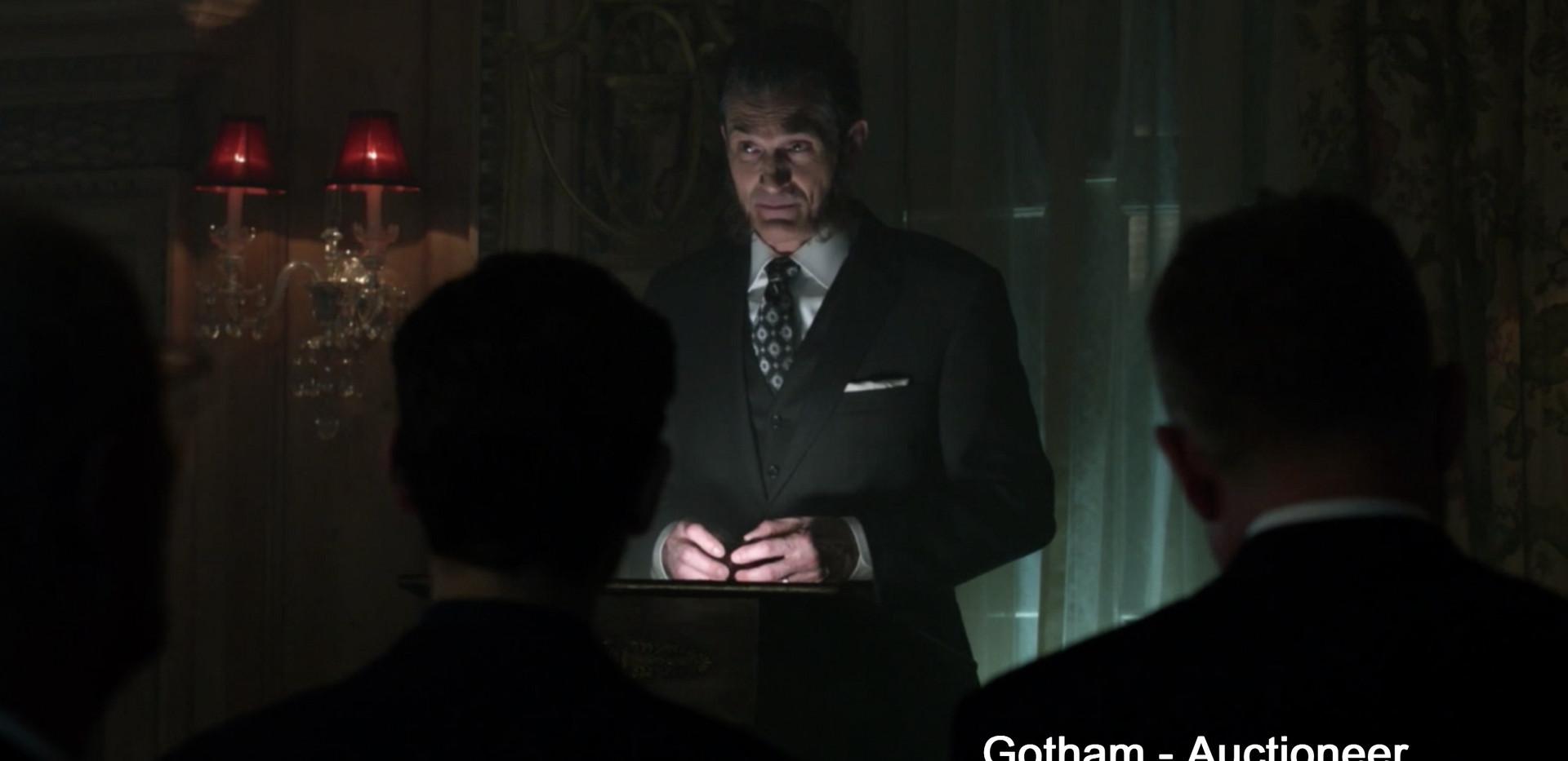 Gotham - Auctioneer