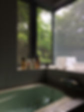 陶の小浴室